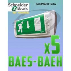 PACK BAES BAEH OVA58930 x5