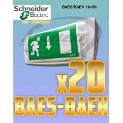 PACK BAES BAEH OVA58930 x20