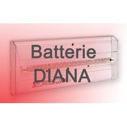 Batterie 6 V 1.6 AH CNI
