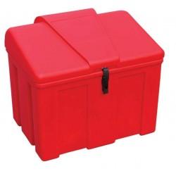 Bac à sable rouge 110L