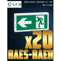 PACK BAES-BAEH URAONE x20