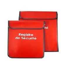 Pochette Registre de sécurité type B