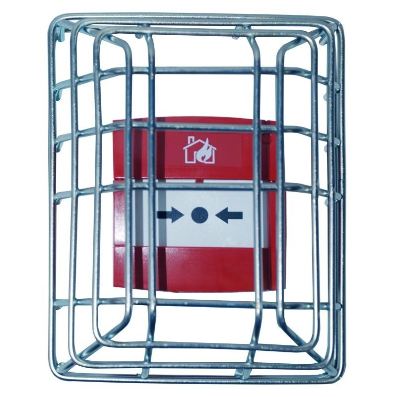 grille de protection dm fireless. Black Bedroom Furniture Sets. Home Design Ideas