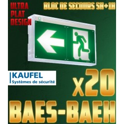 PACK BAES-BAEH DESIGN x20