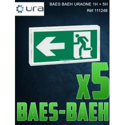 PACK BAES-BAEH URAONE x5