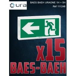PACK BAES-BAEH URAONE x15
