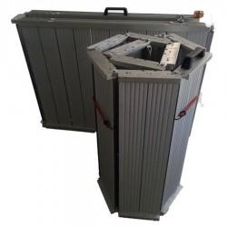 Rampe d'accès enroulable alu ROLL 4200 mm
