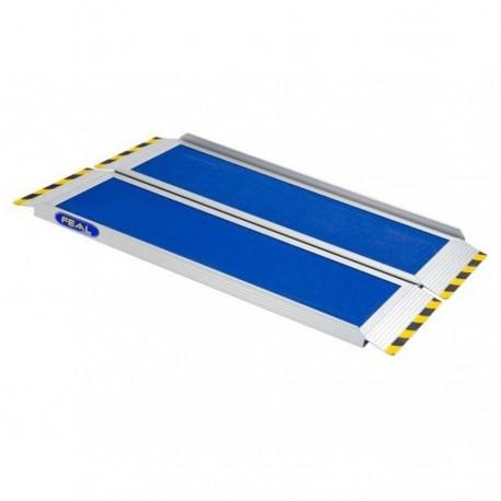 Rampe d'accès portable pliable CONTRAST 1500 mm