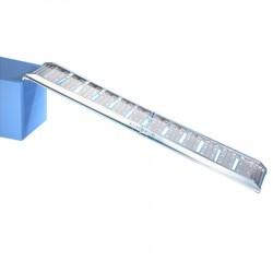 Rampe d'accès en aluminium lisse 1830 mm x 295 mm