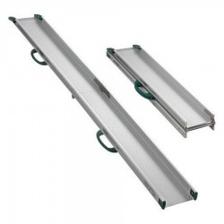 Rampe d'accès pliante double longueur 1580 / 3100 mm