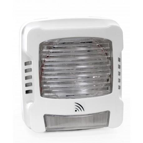 Avertisseur Sonore flash Radio avec répéteur