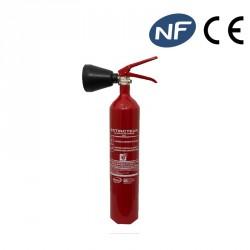 EXTINCTEUR ANAF 2 KG CO2 NF