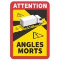 Signalétique Angles Morts