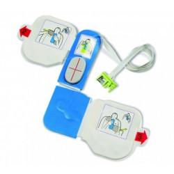 Électrodes Monobloc pour défibrillateur ZOLL AED +