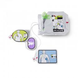 Electrode CPR Uni Padz II pour AED3 V4