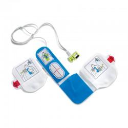 Electrodes CPR Uni-Padz (Adulte/Pédiatrique), durée de vie 5 ans