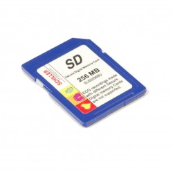 Carte SD pour FRED PA-1