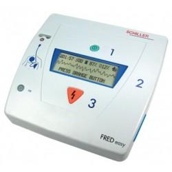 """Défibrillateur cardiaque FRED EASY DSA S - A avec messages """"PSE"""""""