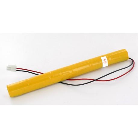 Batterie 2.4V 1.6 Ah bâton