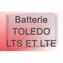 Batterie Zemper 2.4 V 1.1 AH NIMH