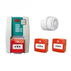 Kit alarme type 4