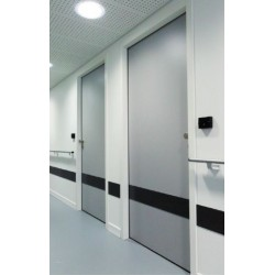 PORTES EI30 SANS USINAGE RECOUPABLES 2150 x 730 MM - BLOCFER