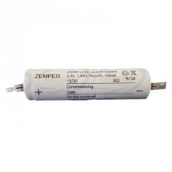 Batterie Zemper 2.4 V 1.6 AH CNI