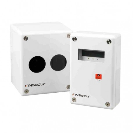 Réflecteur 100 complet composé de 9 réflecteurs 10x10 pour distance 100m