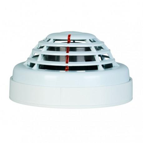 CAP 112A-G - Boitier de détecteur de gaine avec 1 détecteur optique adressable