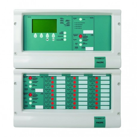 PACIFIC 80F - Rack n° n+1 comprenant 80 US/UCMCM