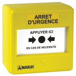 Coffret membrane simple action – ARRET URGENCE