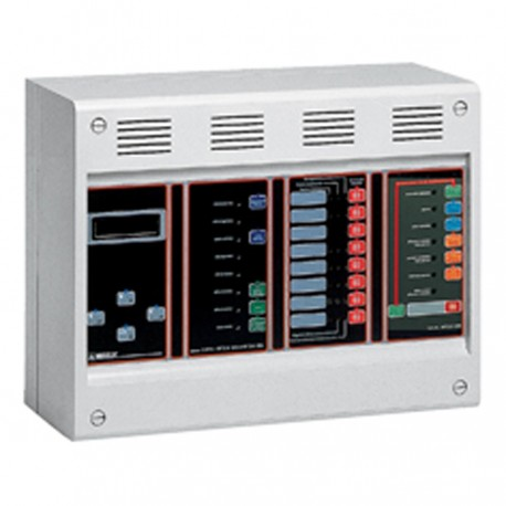 CMSI Ext.16 V pré-équipé 8 V - Equipé 4 voies