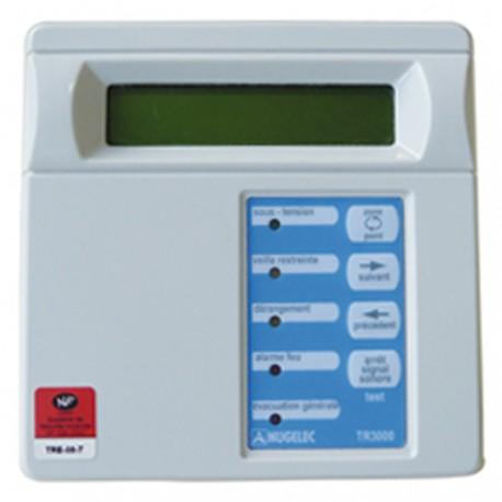 TR3000 – Tableau de report d'exploitation