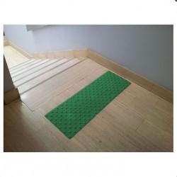 Dalle podotactile intérieure WATELIN vert foncé 825 x 420 mm