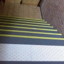 Dalle podotactile auto-adhésive blanche Watelin pour intérieur 815 x 400 mm