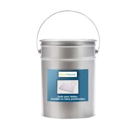 Colle pour dalles, bandes ou clous podotactiles pot de 5 kg