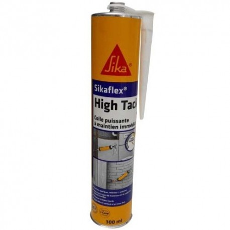 Colle haute performance multi-matériaux blanc 300 ml