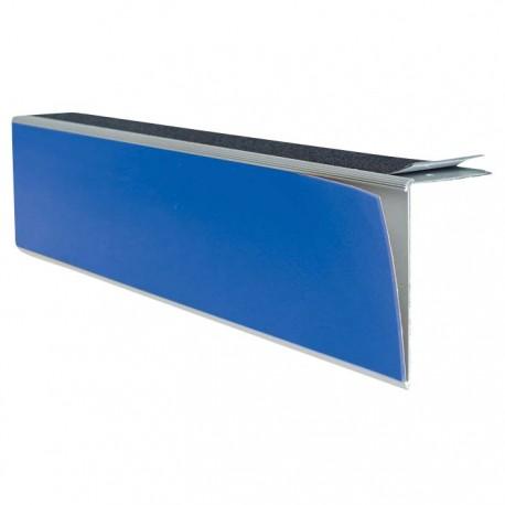 Repérage de contremarches 4 en 1 à visser pour extérieur bleu longueur 3 m