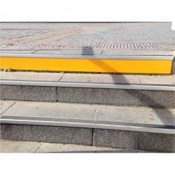 Repérage de contremarche ALUX jaune 10 x 150 cm