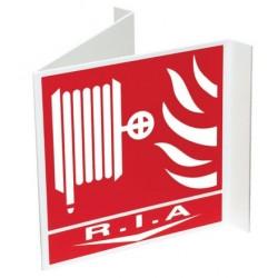 Panneau panoramique picto RIA