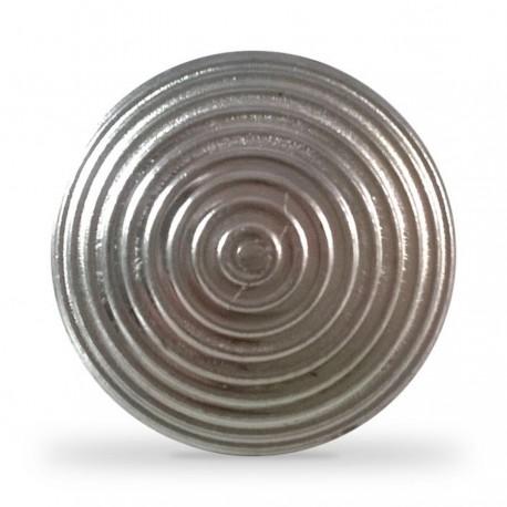 Clou podotactiles en acier Zingué Blanc à sceller Lot de 250 CLASSICO Tige Standard