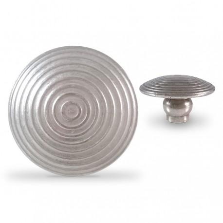 Clou podotactiles sans scellement Tige Courte Aluminium par 250