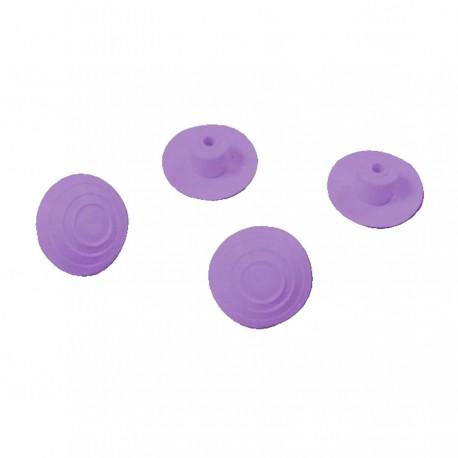 Clous podotactiles BEV prêt à poser Violette