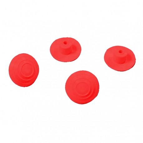 Clous podotactiles BEV prêt à poser Rouge