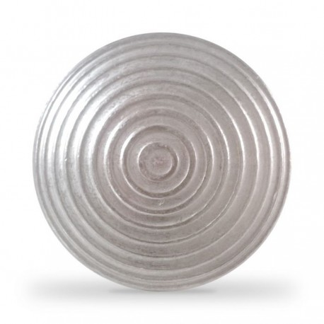 Lot de 250 clous podotactiles en aluminium à sceller tige courte ALUNEO
