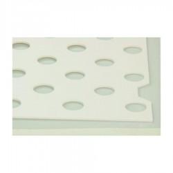Gabarit de pose pour plots podotactiles 420 mm x 225 mm