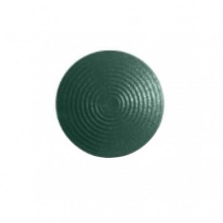 Lot de 250 clous podotactiles en acier zingué vert à sceller tige courte ARDEKO