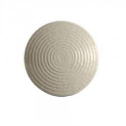 Lot de 250 clous podotactiles en acier zingué blanc à sceller tige standard ARDEKO