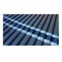 Tapis d'accès enroulable bleu 1,98 x 30 m