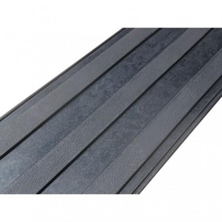 Bande d'aide à l'orientation 7 mm d'épaisseur noir 170 x 1000 mm